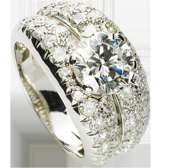 Vintage Diamonds Juweliergeschaft Christophe Walser